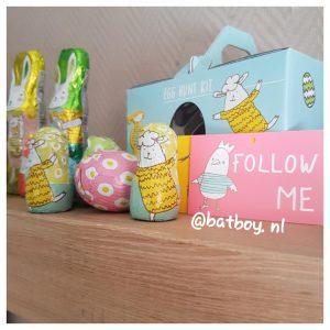 chocolade eieren, egg hunt kit, hema, eieren