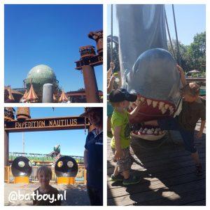 attracties, attractiepark slagharen