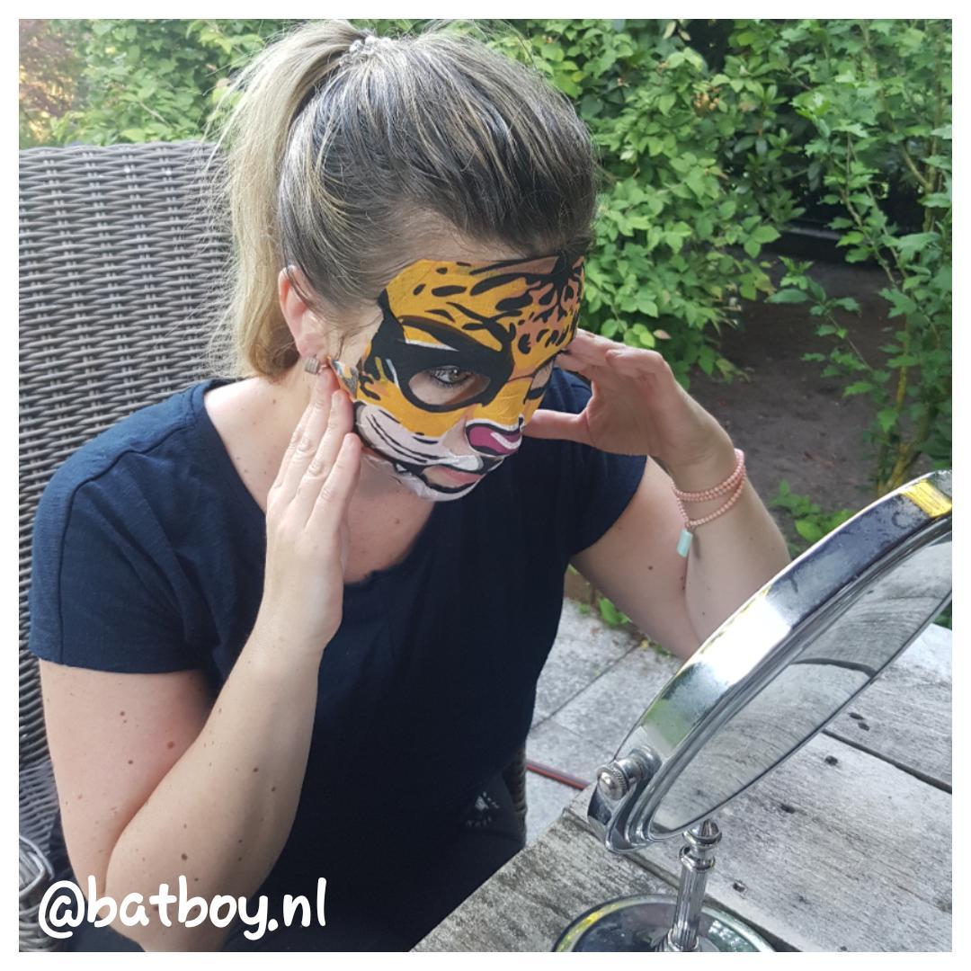 bioaqua, batboy, dieren maskers van bioaqua, tijger masker