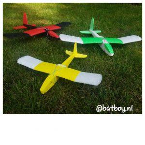 batboy, flyteam, vliegtuigen van flyteam