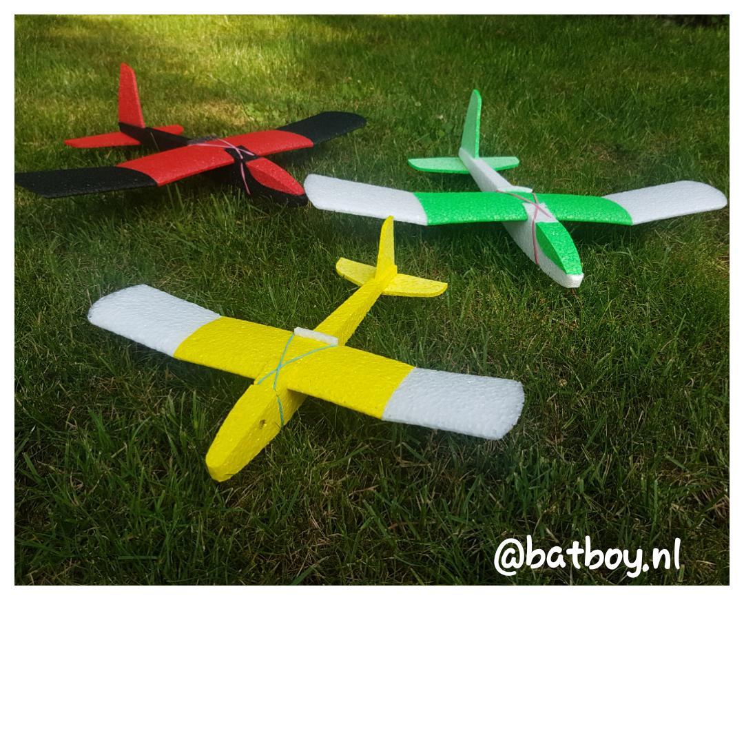 batboy, vliegtuig, flyteam, vliegtuigen