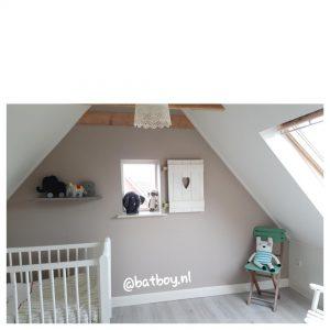 batboy, de babykamer, jongensmama, mamablog, de zolder