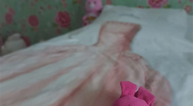 Een kijkje in de slaapkamer van Miss M.