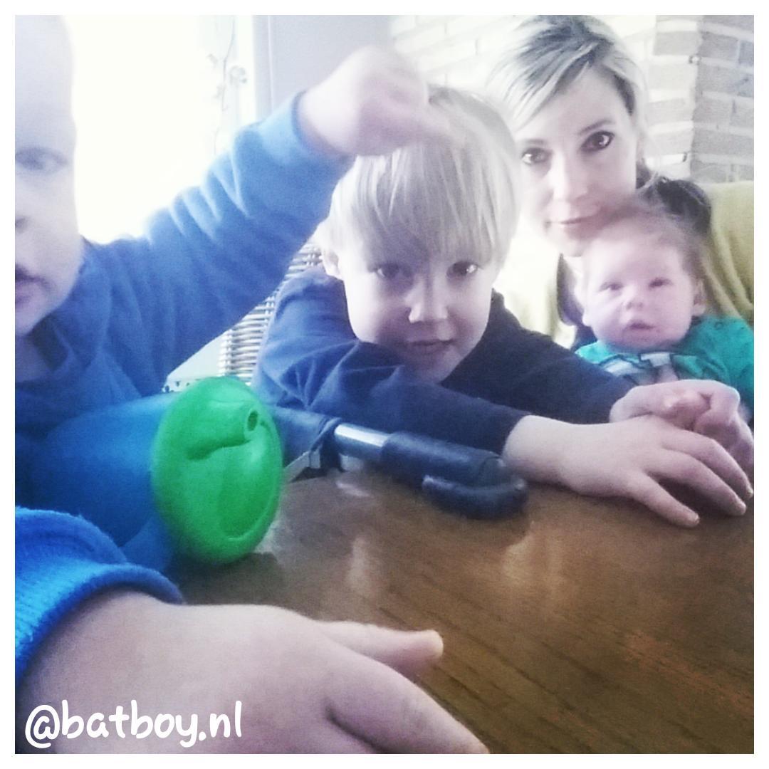 samen op de foto, batboy, mamablogger