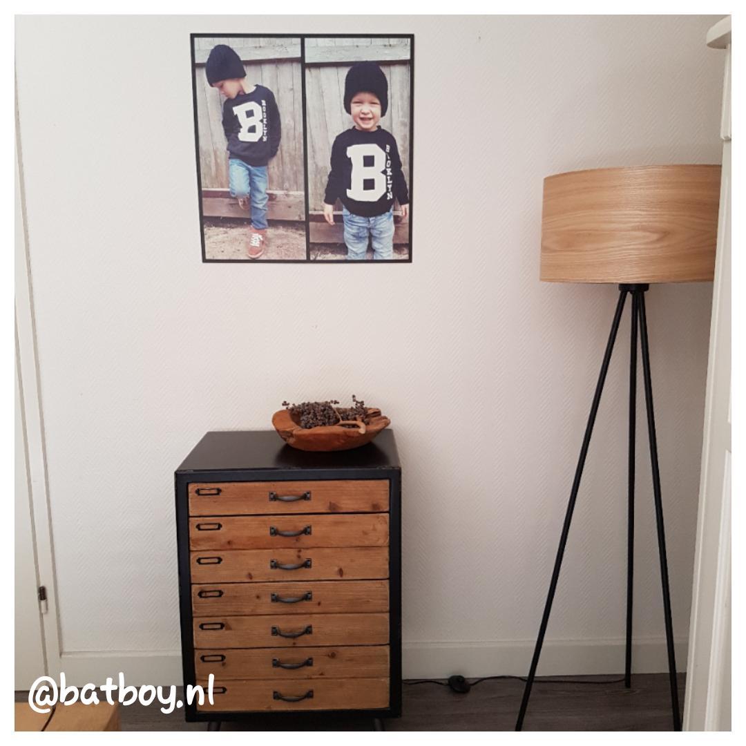 saal digital, wanddecoratie, batboy, mamablog, jongens
