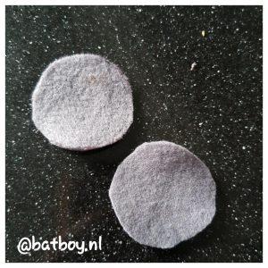 batboy, een muis van wol maken