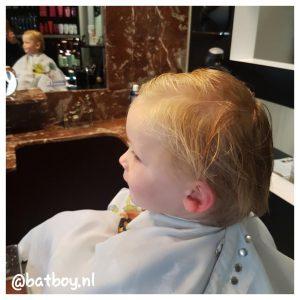 mamablog, batboy, hans hairstudio, met jongens naar de kapper