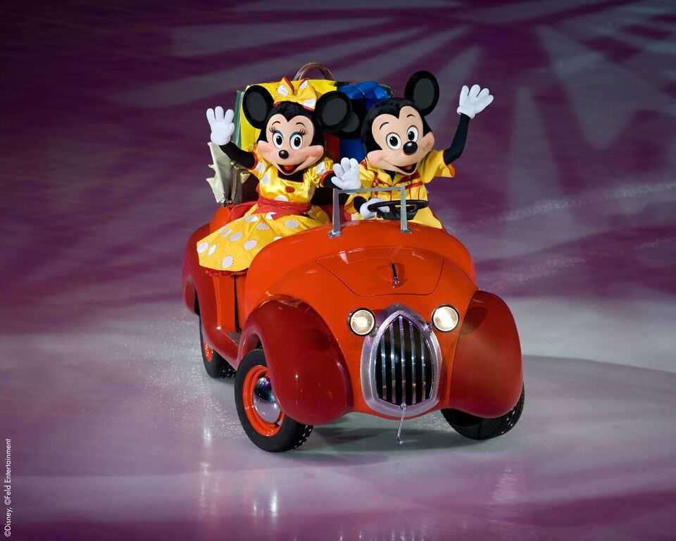 mamablog, batboy, disney on ice betoverende werelden