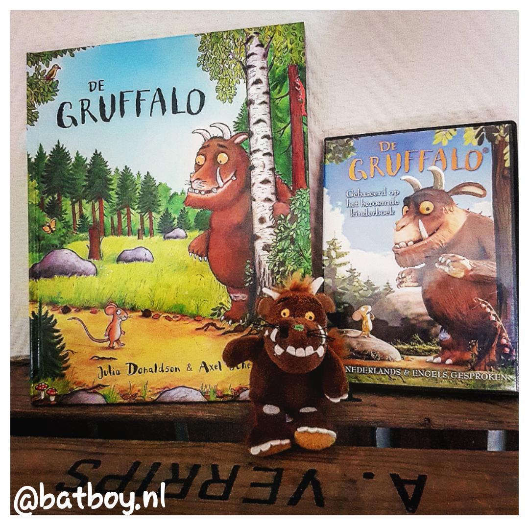 gruffalo, batboy, mamablog, de gruffalo is één van de favoriete voorleesboeken
