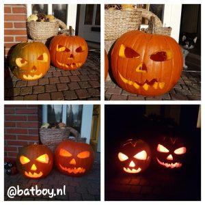 batboy, mamablog, halloween pompoen maken
