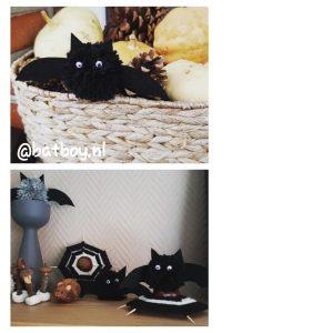 halloween vleermuizen maken, mamablog, batboy
