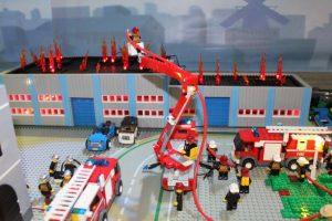 mamablog, batboy, brandweer lego tentoonstelling