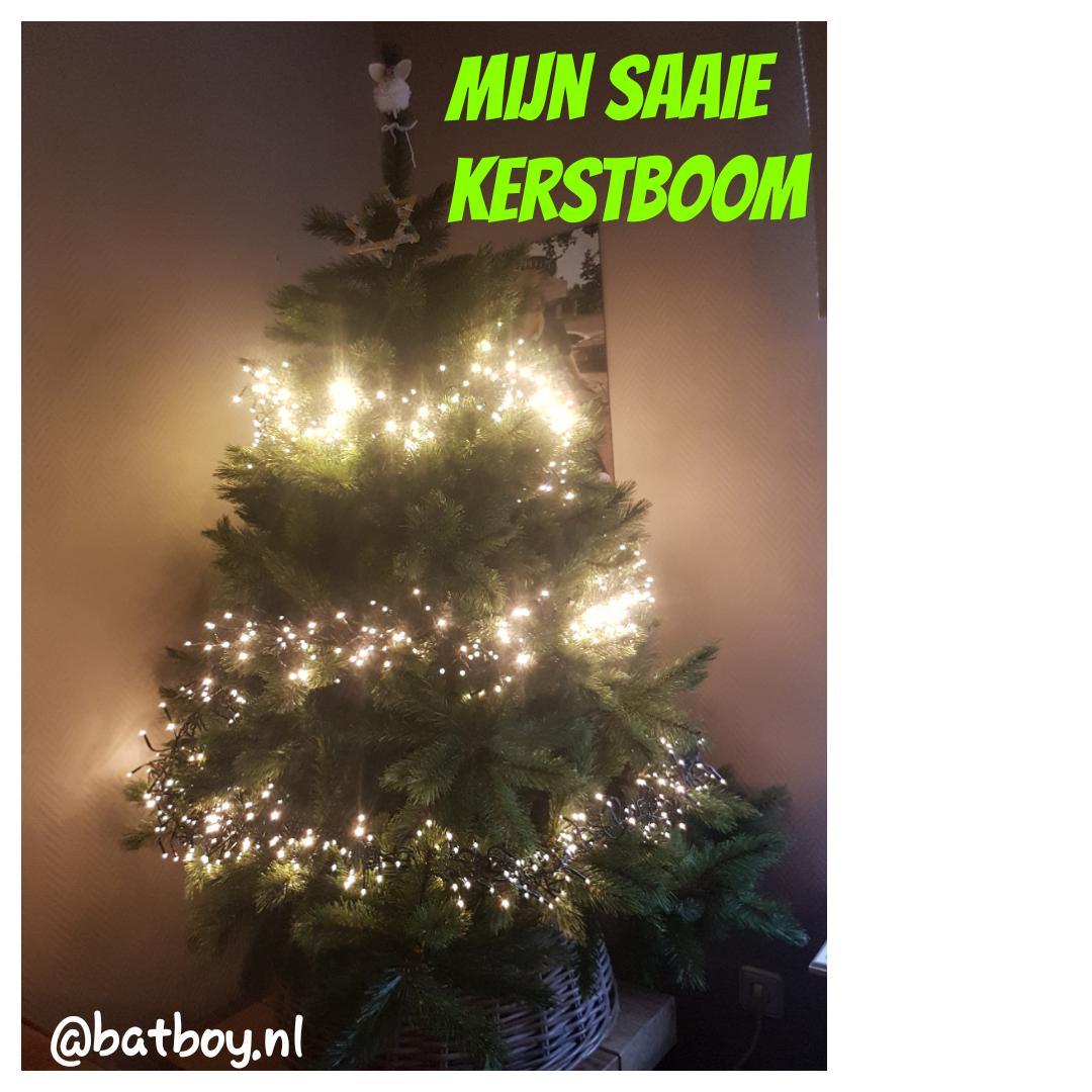 wel of geen kerstboom, mamablog, batboy