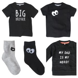 mamablog, batboy, monochrome outfit voor je baby