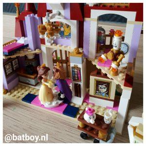 mamablog, batboy, lego van belle en het beest, belle en het beest lego