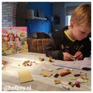lego van Belle en het beest, prinsessen lego, mamablog, batboy