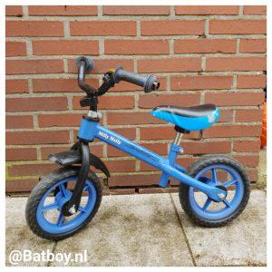 fietsen zonder zijwieltjes, mamablog, batboy
