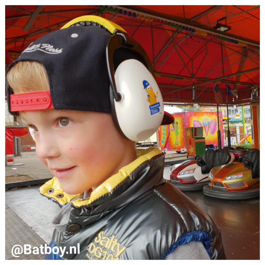 coolkid, gehoorbescherming voor kinderen, gehoorbescherming, mamablog, batboy