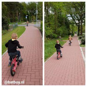 batboy, zijwieltjes, mamablog, fietsen zonder zijwieltjes