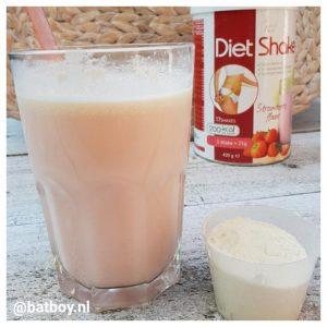 dieet shake, mamablog, lifestyle, batboy