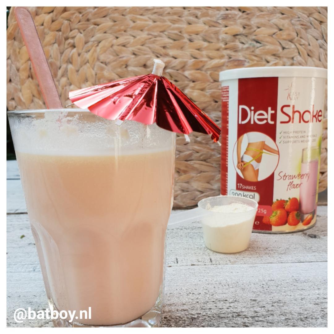 dieet shake, action
