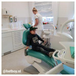de tandarts, mamablog, batboy, de eerste keer naar de tandarts