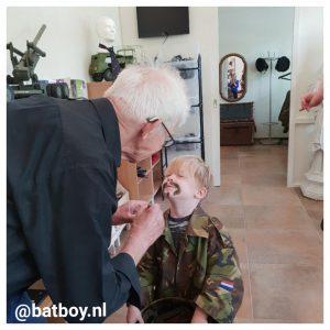 batboy, mamablog, museum, nederlands artillerie museum, naar een museum met kinderen
