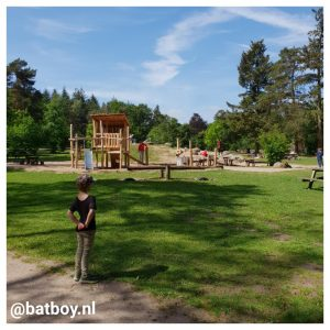 natuurpark, park