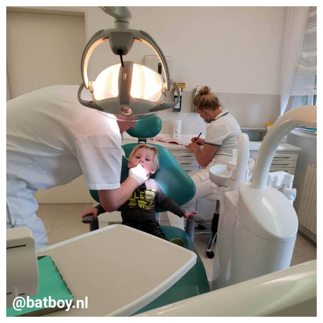 mamablog, batboy, tandarts