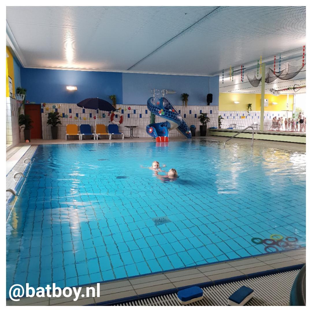 batboy, mamablog, zwemmen