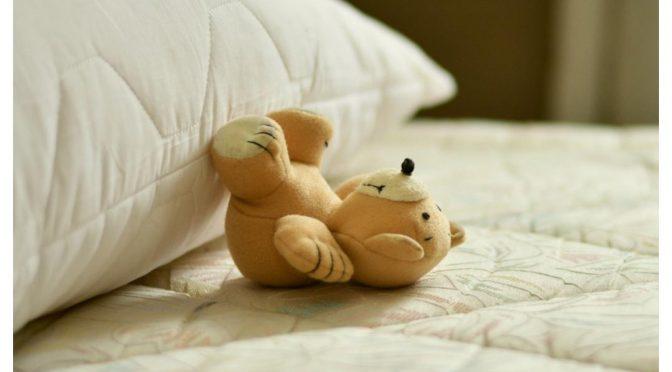 Wat als je kindje niet meer in zijn bed ligt?