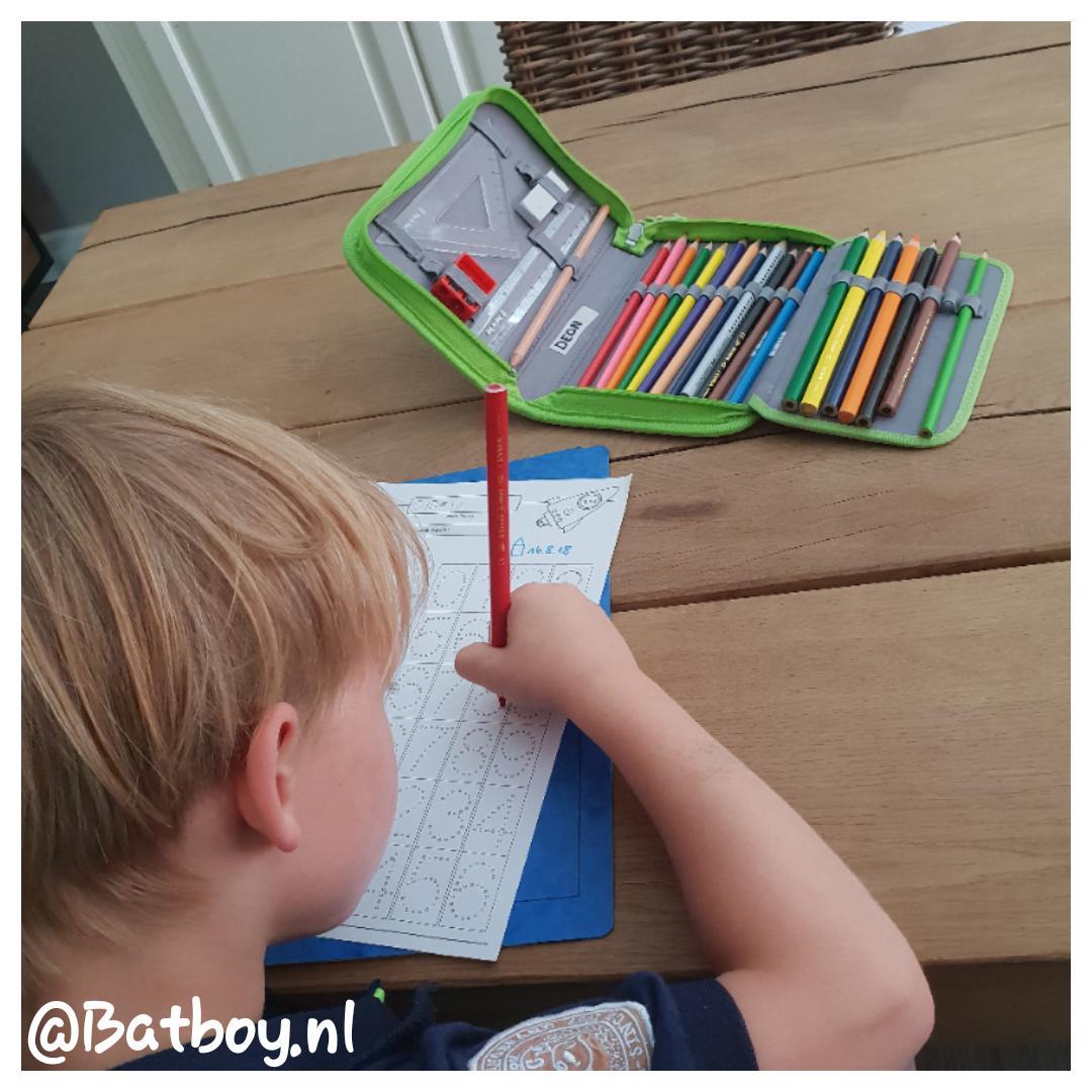 mamablog, school, batboy, huiswerk