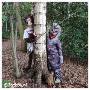 weerwolf, halloween kostuum, batboy, mamablog