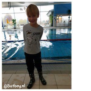 zwemles, mamablog, batboy