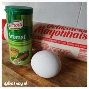 gevulde eieren, mamablog, batboy