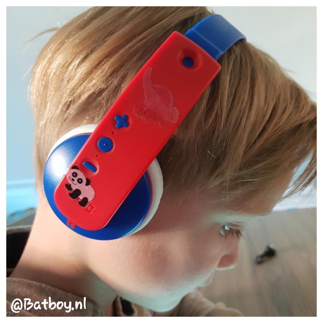 tinyphone, draadloze kinderkoptelefoon