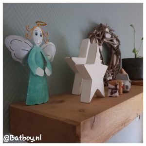 kerst items, mamablog, batboy