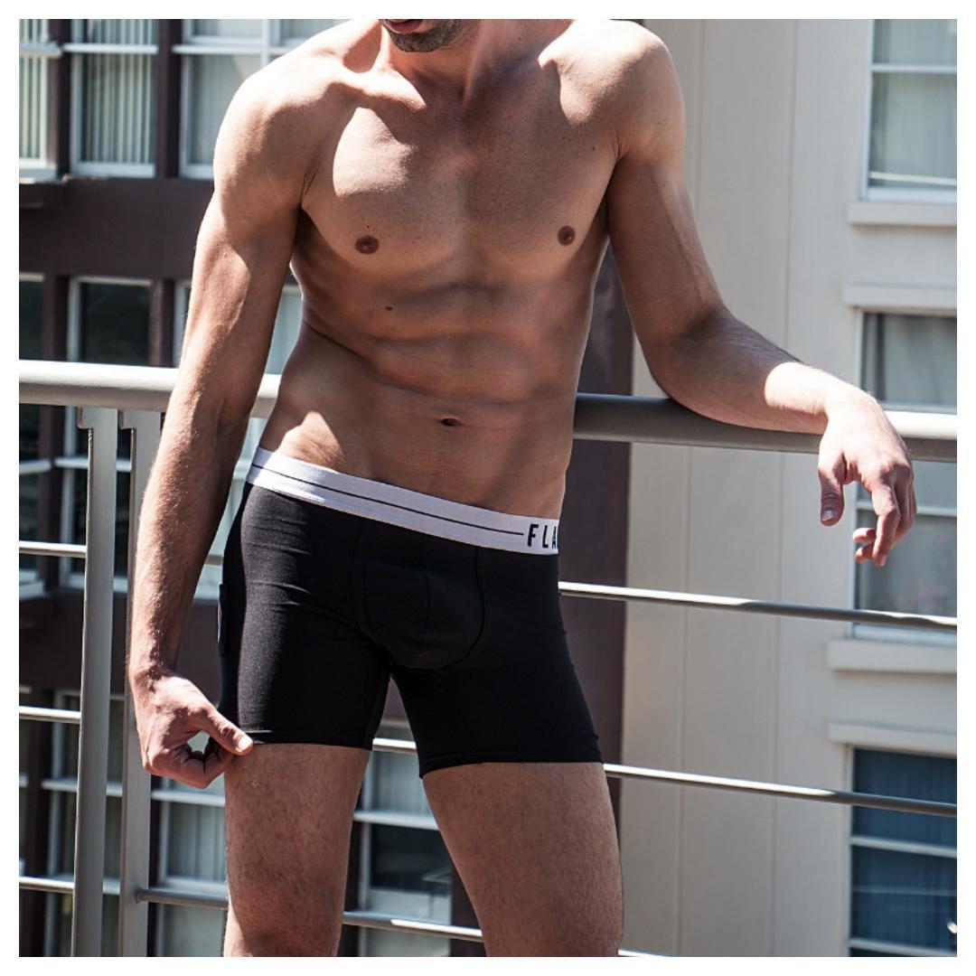 ondergoed, mannen, boxershort, boxershorts