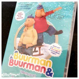 dvd, buurman, buurman en buurman winterpret
