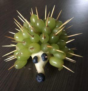 fruit, traktaties, gezond trakteren