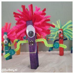 kinderfeestje, monster, uitnodiging