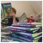 leesboeken, kippenvel junior