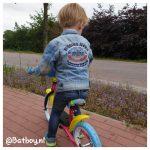 loopfiets, leren fietsen