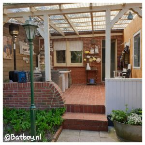 veranda, overkapping