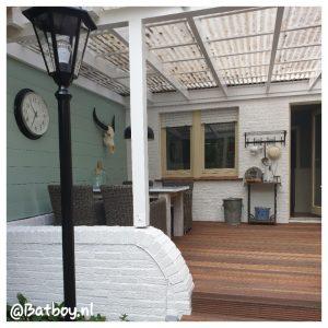 veranda, inrichten