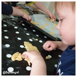 koekjes, bakken