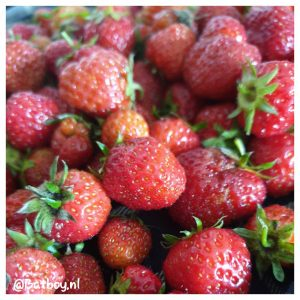 aardbeien, aardbeienjam