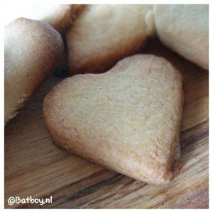 hartjes, koekjes