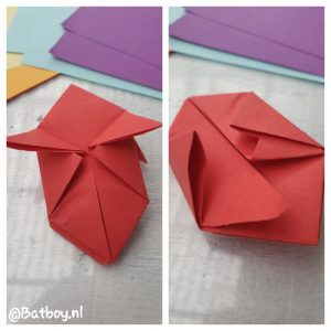 origami, bom,