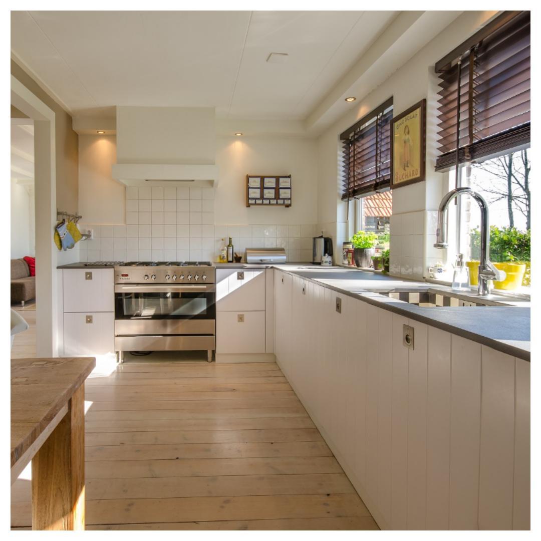 keuken, make over, stijl